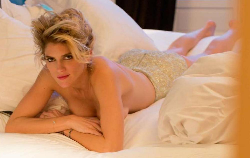 Alice Taglioni se montre nue