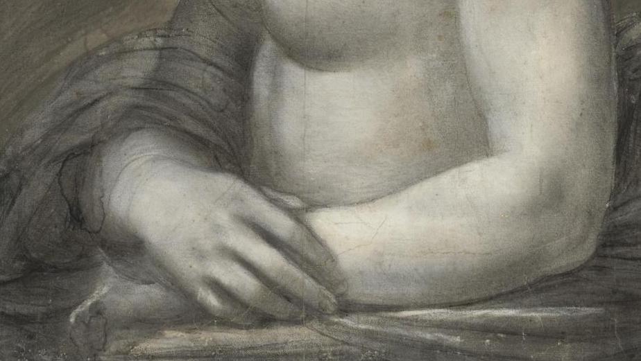 La Joconde nue