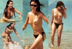 Penelope Cruz nue